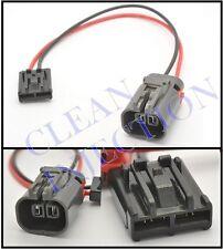 fit Nissan pulsar serena sr20de ga16de fuel pump connector adapter walbro 255lph