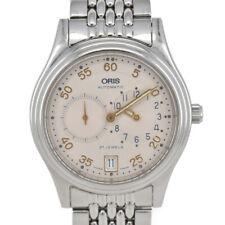 ORIS Regulator Classic 7473 Silver Dial Automatic Men's Watch Q#96402