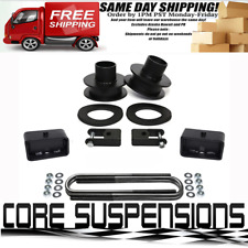 "3"" F + 3"" R lift kit+ Shock Ext for Ford F250 F350 SUPER DUTY 4WD"