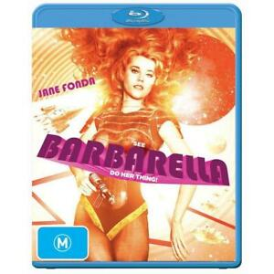 Barbarella Blu-Ray **Region B**