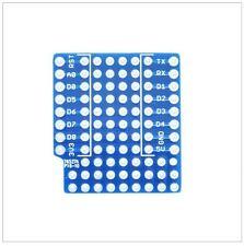 Prototype Shield For Wemos D1 Mini IOT Blynk ESP8266 Arduino Node Mcu Proto