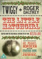 THE LITTLE MATCH GIRL. Twiggy, Roger Daltrey. New sealed DVD.