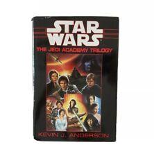 Star Wars The Jedi Academy Trilogy Hardcover 1994