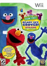 Sesame Street: Ready Set Grover W/Controller Cover