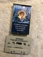 Christmas with Julie Andrews-CASSETTE TAPE Tested Working