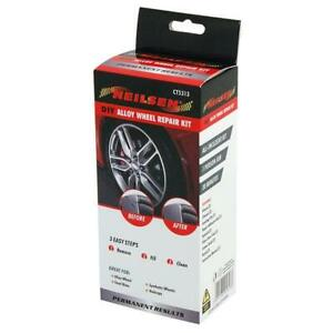 Alloy Wheel Refurbishment Restoration Car Scratch Repair Restore Refurb Kit 5313