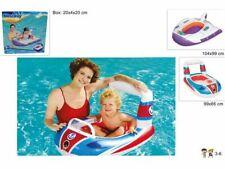 Canottino Cruiser Gonfiabile 3-6 Anni Bambini Mare Piscina Estate dfh