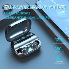 Bluetooth 5.0 Headset TWS LED Wireless Earphones Mini Stereo Headphones Earbuds