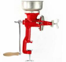 Mexican Hand Crank Manual Flour Mill Grinder Grain Corn Coffee Wheat Molinos