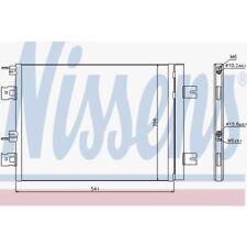 Nissens Kondensator, Klimaanlage Dacia ,Logan,Logan Express,Logan 940262