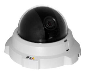 AXIS 216FD Netzwerk-Kamera, Deckenkamera, Dome, unauffällig, Audioübwachung