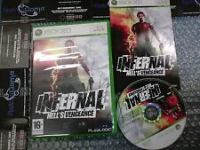 INFERNAL hell's vengenace  xbox 360 pal ita