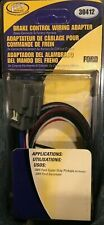 Brake Control Wiring Adapter Valley 30412  FORD Super Duty Excursion trailer