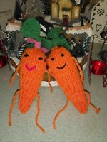 Kevin and Katie the Aldi Carrots*