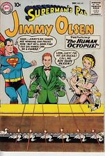 Superman's Pal Jimmy Olsen #41 1959  VG+ Silver Age