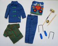 Mattel Vintage Skipper Doll Outfit - Fun Time #1920 @1965