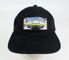 Sonnenfeld Josephson Hat Cap Movie TV Production Worldwide Entertainment Black