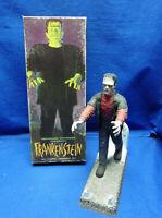 Vintage Aurora Frankenstein 1961 Original Model Built W/Box & Directions Nice