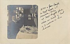 """""""Bert Wright's Place, Lived In Tent & 2 Rooms"""", International Falls, MN RPPC '04"""