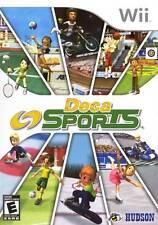 Deca Sports WII New Nintendo Wii