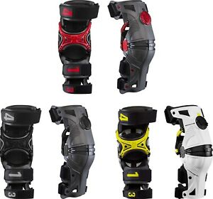 Mobius X8 Knee Braces - Motocross Dirtbike Offroad ATV