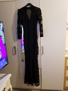 Lipsy high neck dress- Size 8