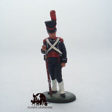 Figurine Collection Del Prado Carabinier Infanterie Ligne Belgo-Hollandais 1801