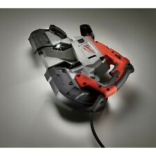Milwaukee 6232-21 Deep Cut Portable Variable Speed Band Saw/Case NEW