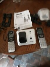 Vtech cordless phone new Box open Phone never used. 2 handsets