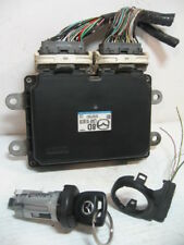 L3AR 18 881B MAZDA 3 2.3L M/T ENGINE CONTROL MODULE UNIT ECM ECU 2008 MAZDA3