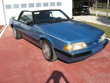 1987 Ford Mustang FOX BODY