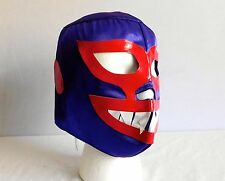 Purple SHARK LUCHADOR KIDS Mask lucha libre wwe libre Halloween NEW Costume