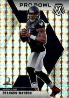 2020 Panini Mosaic Mosaic #259 DESHAUN WATSON Pro Bowl Texans