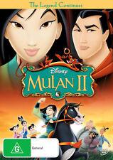 Mulan 2 * NEW DVD * (Region 4 Australia)