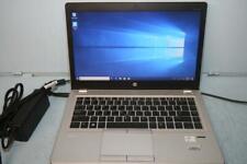 """HP EliteBook Folio 9470m 14"""" Laptop PC i5-3437U, 1.9GHZ, WiFi 4GB RAM, 256GB SSD"""