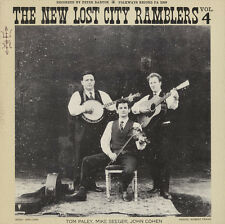 The New Lost City Ra - New Lost City Ramblers - Vol. 4 [New CD]