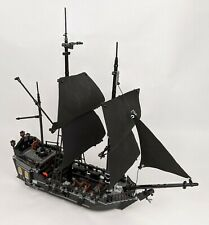 LEGO Pirates of The Caribbean The Black Pearl 4184 INCOMPLETE SEE DESCRIPTION