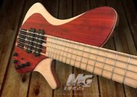 MGbass WaveBird 5 Strings Pickup/Preamp Aguilar Handmade For You( Down Payment )