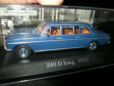 1:43 Ixo Mercedes-Benz 240 D /8 long 1973 blau/blue VP