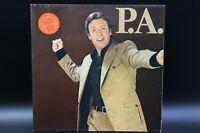 Peter Alexander - P. A. (1972) (Vinyl) (Ariola – 86 325 IT)