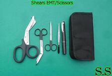 Shears Emtscissors Black Combo Pack Withholster New