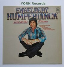 ENGELBERT HUMPERDINK - Live At The Riviera - Excellent Con LP Record MFP 50344
