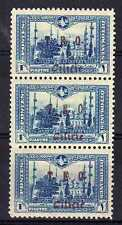 CILICIE TURQUIE n° 70 neuf avec charnière bande de 3 - Cilicia Turkey stamp MH