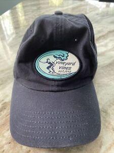 Boys Youth Kids~ VINEYARD VINES ~ Hat Cap Sz Small Adjustable Blue Surfing EC