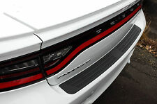 REAR BUMPER SURFACE PROTECTOR COVER FITS 2011 -  2017 11 TO 17 DODGE CHARGER