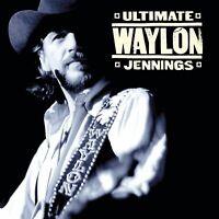 Ultimate Waylon Jennings Remastered CD