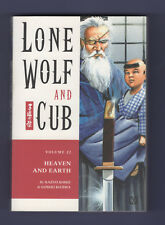 Lone Wolf & Cub: Heaven and Earth Vol. 22 1st Edition (2002, TPB) Dark Horse t