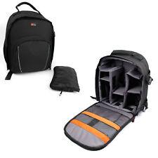 Foto-Rucksack mit Regenschutz für Sony ILCE-7RM2 / a7R II Kamera und Zubehör