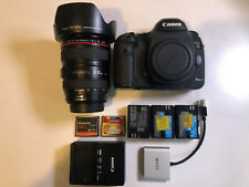 Pack Canon 5D Mark III + 24-105mm + Accessories