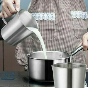 Large Capacity Stainless Steel Thickened With Scale Kitchen Baking MeasuringCup`